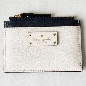 Kate Spade Adi Grove Street Leather Card Wallet